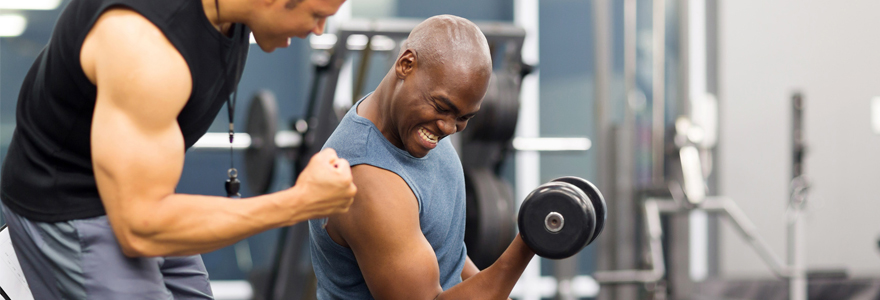 Pratiquer du sport pour garder la forme